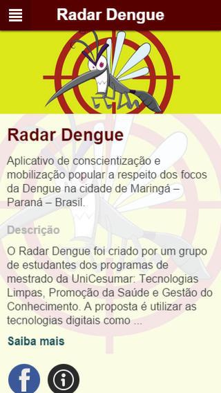 Radar Dengue
