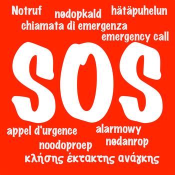 SOScall LOGO-APP點子