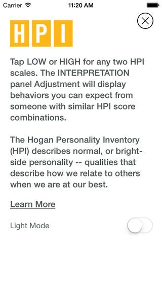 Hogan Pick 2 HPI