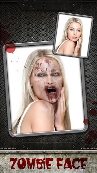 Zombie Faces Pro -Selfie Zombifier Camera