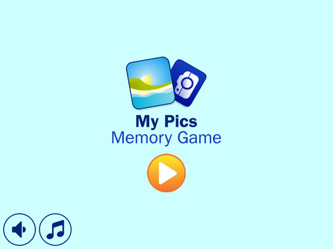 My Pics Memory Game