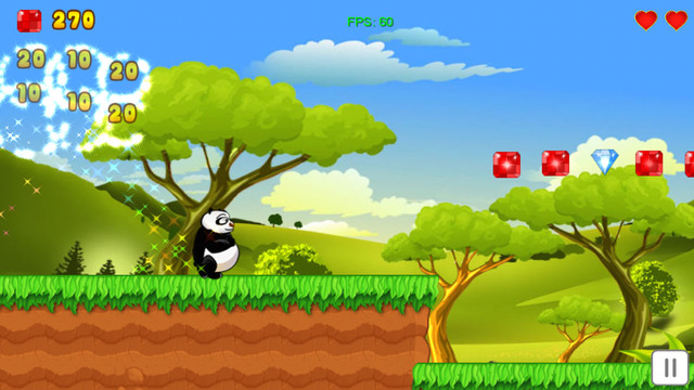 Panda Escape Monster
