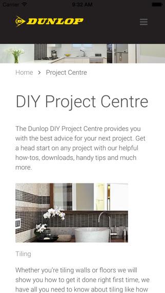 Dunlop DIY