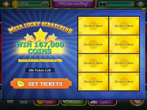 玩免費遊戲APP|下載A 777 Slots - Free Slots, Lotto Scratchers and Scratchoffs app不用錢|硬是要APP