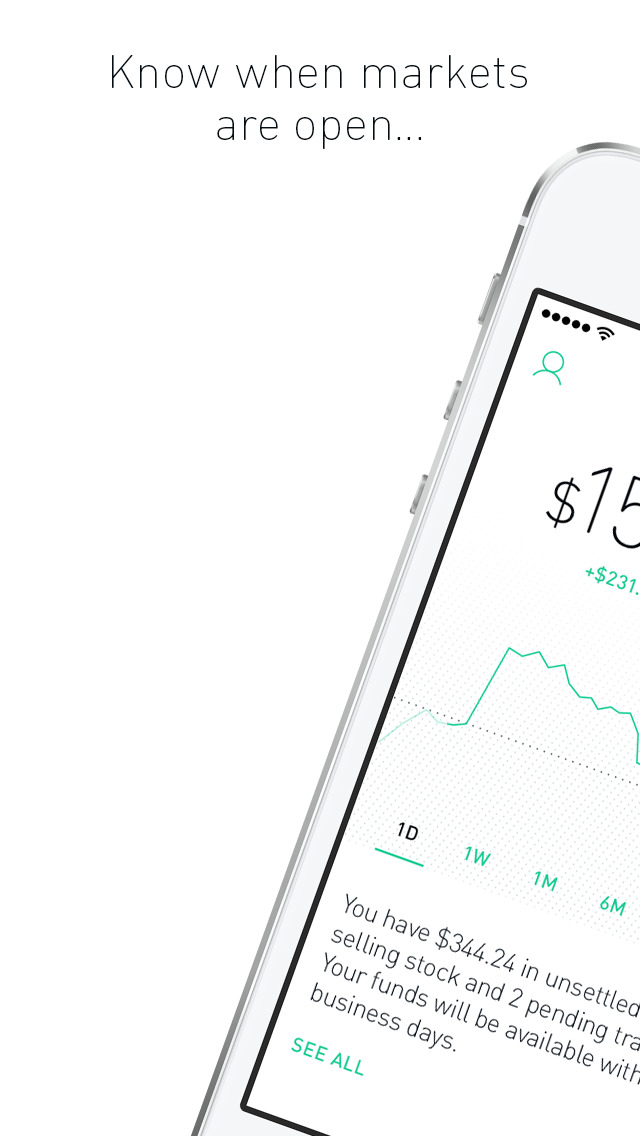 Robinhood screenshot 4