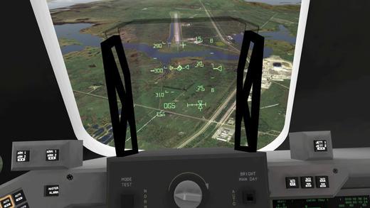 F-Sim Космический челнок Screenshot