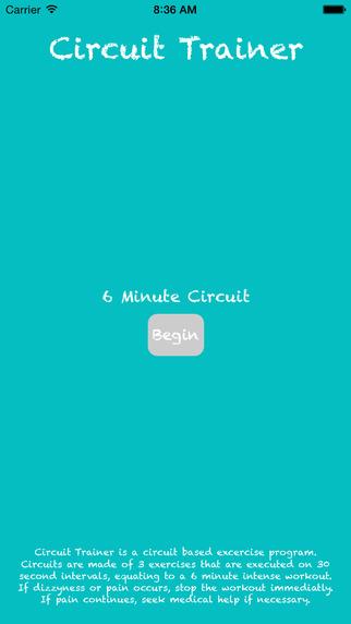 Circuit Trainer PHS