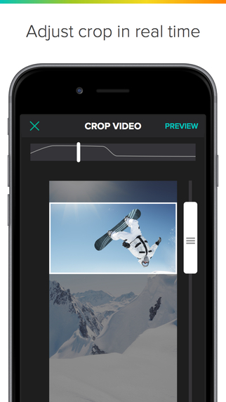 Crop on the Fly - 切割视频调节方向[iOS]丨反斗限免