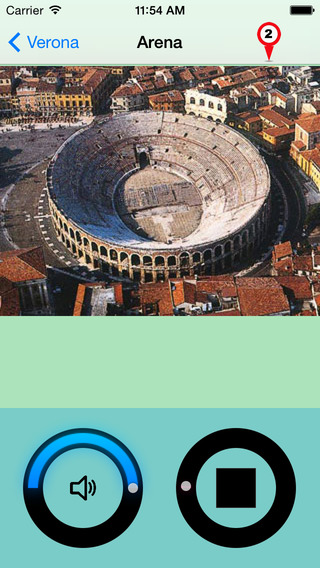 Verona Giracittà Audioguide