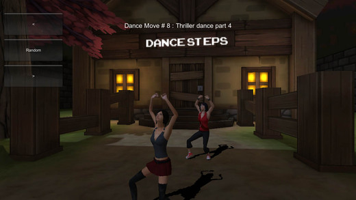 Dance Steps - 100+ Dance Moves