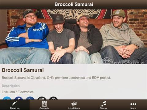 玩免費音樂APP|下載Broccoli Samurai app不用錢|硬是要APP