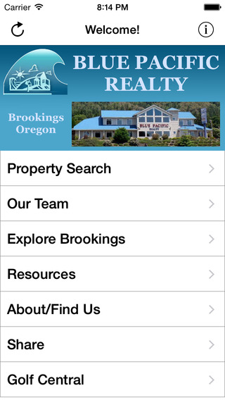 Blue Pacific Realty