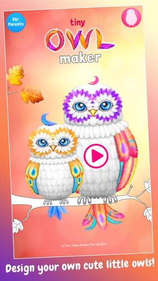 Tiny Owl Maker