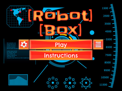 玩遊戲App|Robot Box - PRO - Slide Rows And Match Robots Super Puzzle Game免費|APP試玩