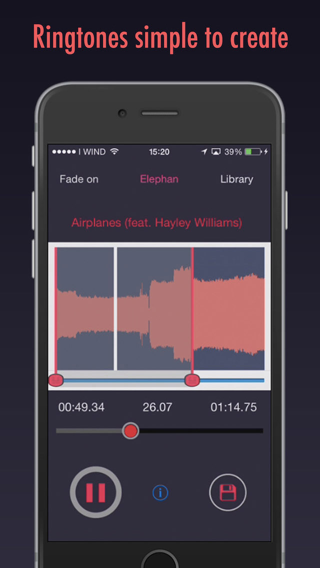 Ringtone ++ ! Скриншоты6