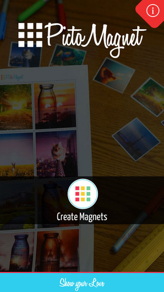 PicToMagnet - Turn your photos into Magnets