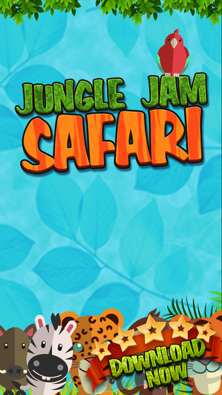 Jungle Jam Safari Strategy Game - Free Logic Test