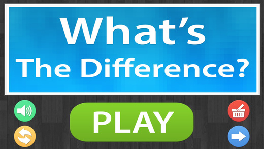 Find The Difference What's the Difference - Spot The Differences Hidden Objects Puzzle Game