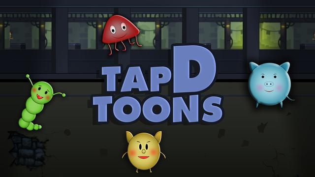免費遊戲App|Tap D Toons|阿達玩APP