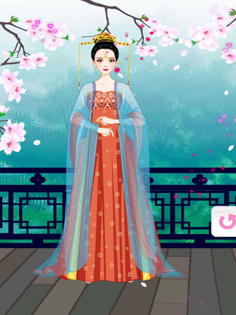 Ancient Chinese Fashion Games