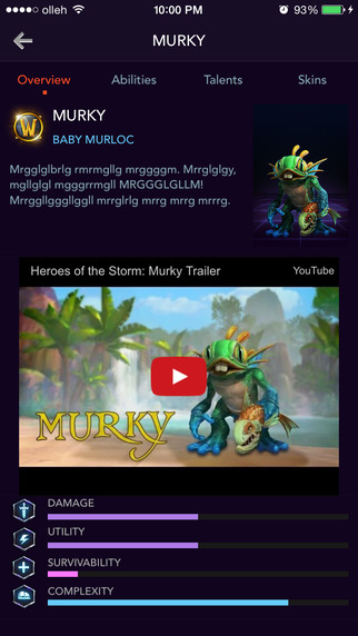 Storm Guide for Heroes of the Storm