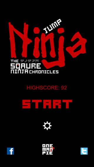 Jump Ninja - The Square Ninja Chronicles
