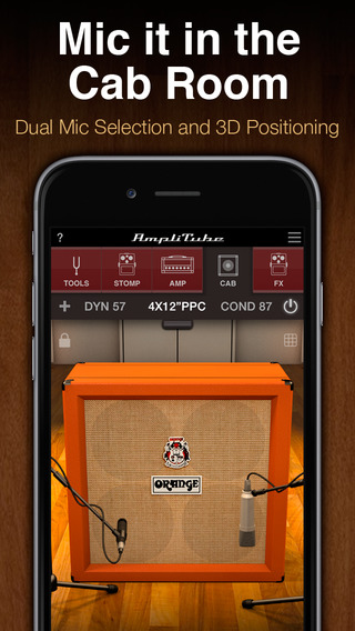 AmpliTube LE iPhone Screenshot 2