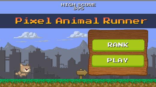 PixelRun Animal - Animal Rush