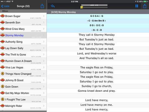 BlueBand iPad Screenshot 3