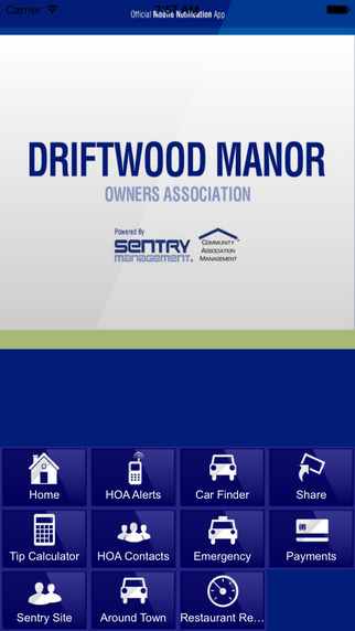 Driftwood Manor Owners Association