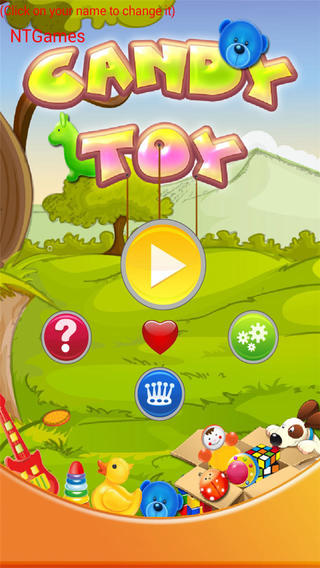 Candy Toy Line HD