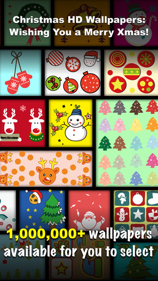 Christmas HD Wallpapers PRO - Wishing You a Merry Xmas