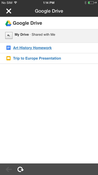 Schoology Screenshot
