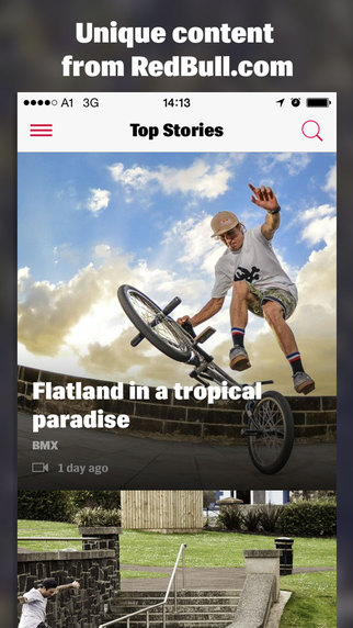 RedBull.com – Inspiring stories and amazing videos from the world of extreme sports adventure gaming