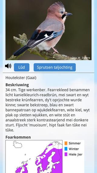 Fauna fan Fryslân