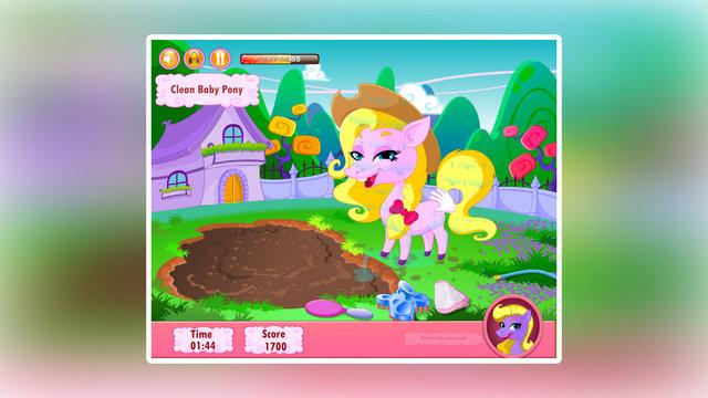Pony Series:Pony Day Care