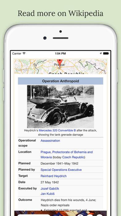 WW2 Daily iPhone Screenshot 2