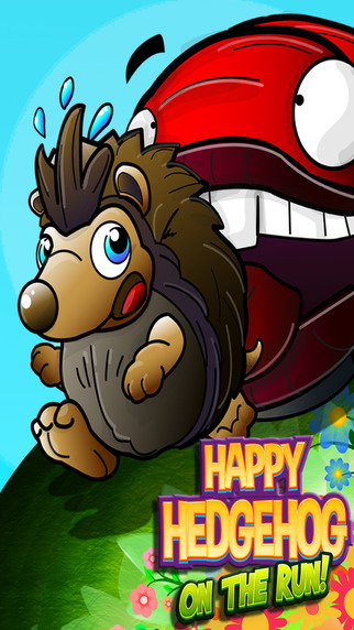 Happy Hedgehog - On The Run - Hand and Eye Coordination Test
