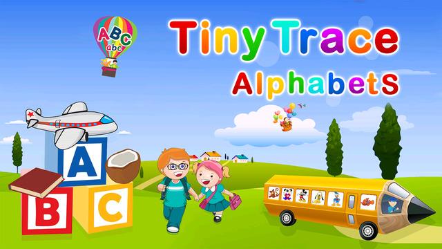 Tiny Trace Alphabets