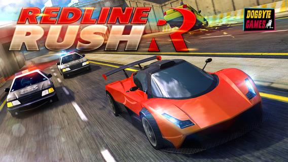 红色飞驰:Redline Rush