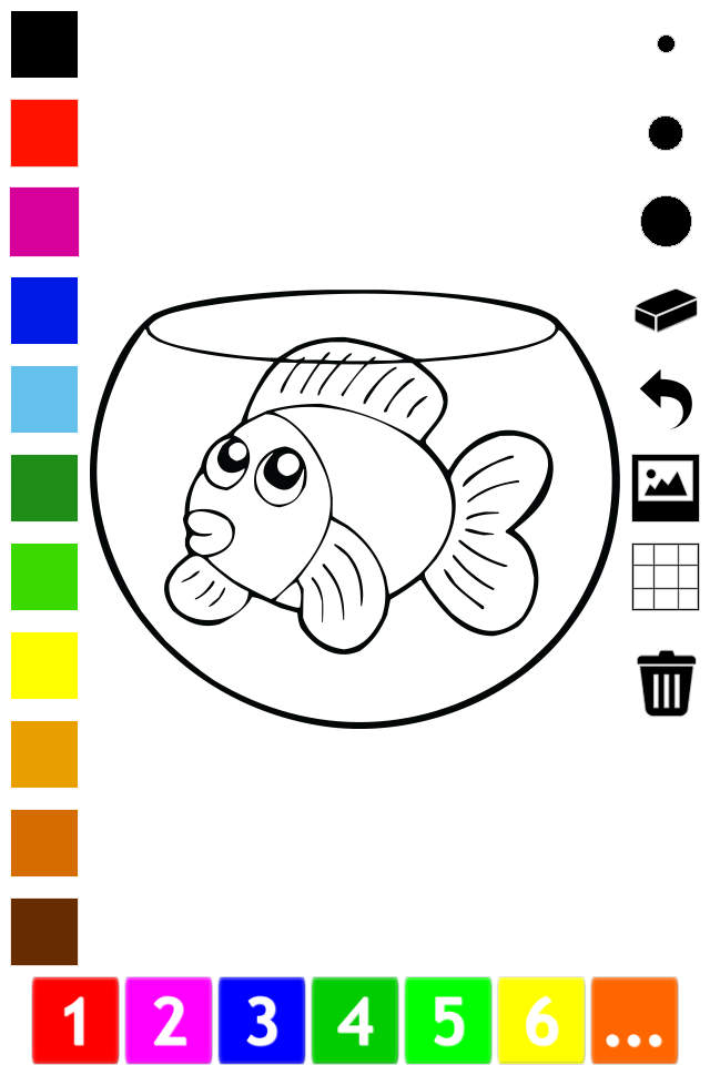 图画书 动物儿童:有很多图片喜欢猫,狗,鱼,猪,鸟和鹦鹉