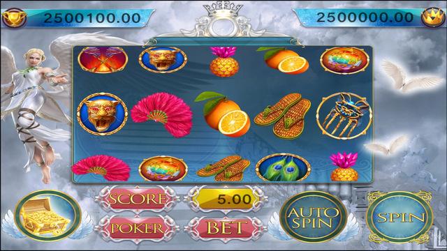Heaven Casino: Slot Machine and Poker