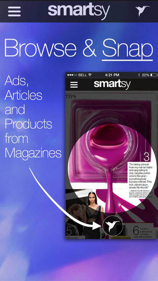 Smartsy - Love it Snap it Engage