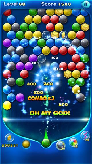 Bubble Smash Mania