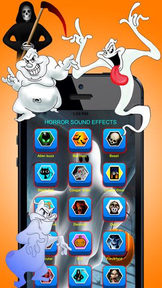 HorrorSFX – Free Halloween soundboard