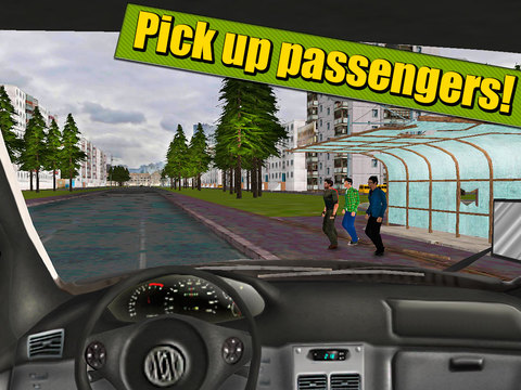 Russian Minibus Simulator 3D Full Screenshots