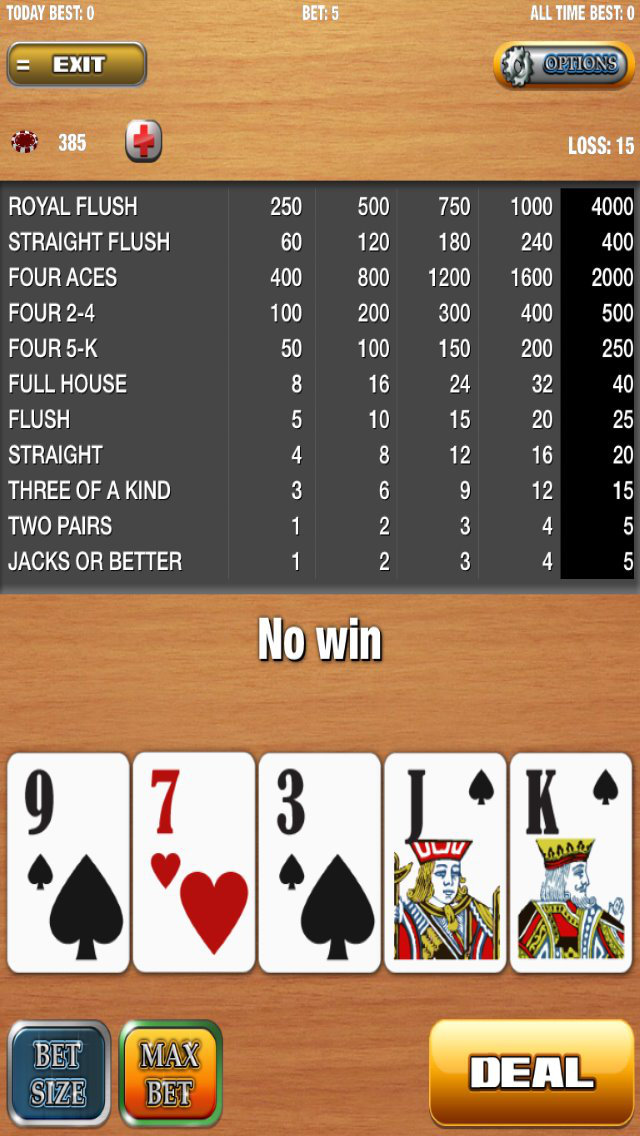 online casino app american poker 2
