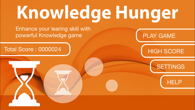 Knowledge Hunger