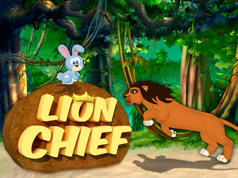 Users Compete to Be King of the Jungle on new Lion Chief Game Image