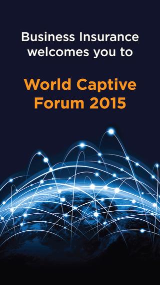 World Captive Forum 2015